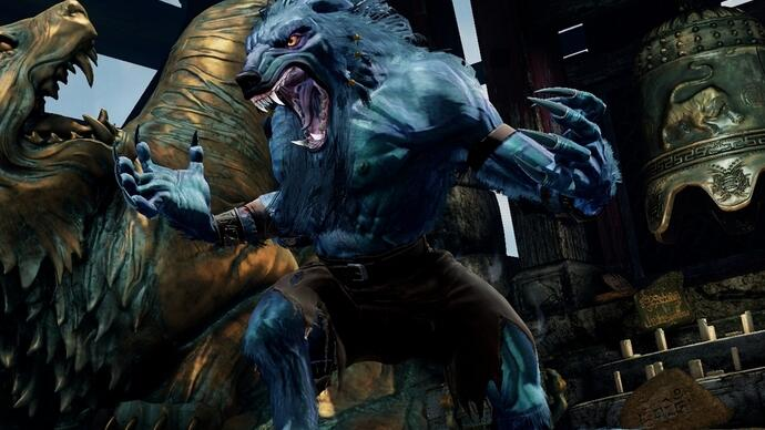 Killer Instinct update swaps Sabrewulf as the free starter character