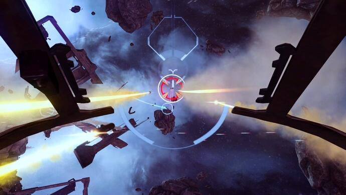 Eve: Valkyrie is an exclusive Oculus Rift launch title