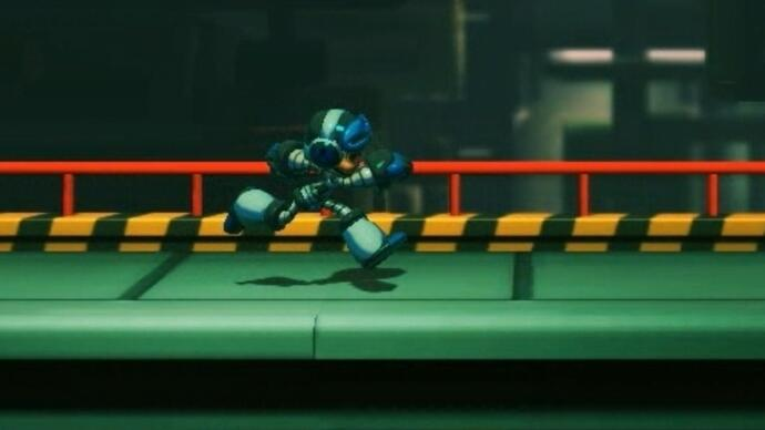 See how Mighty No. 9's shaping up in gameplayvideo