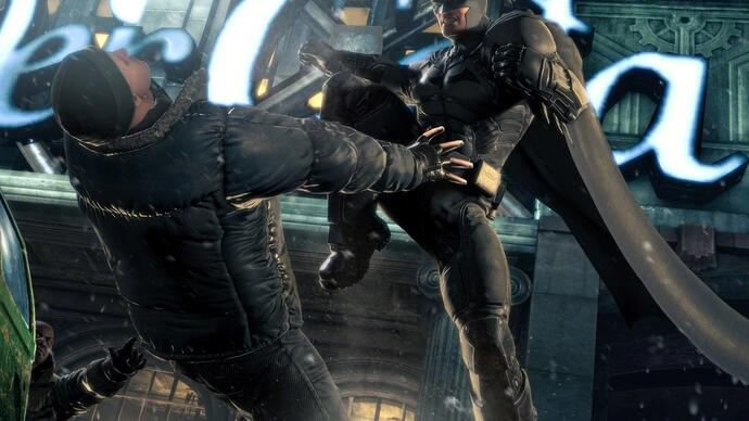 Don't expect another patch for Batman: ArkhamOrigins