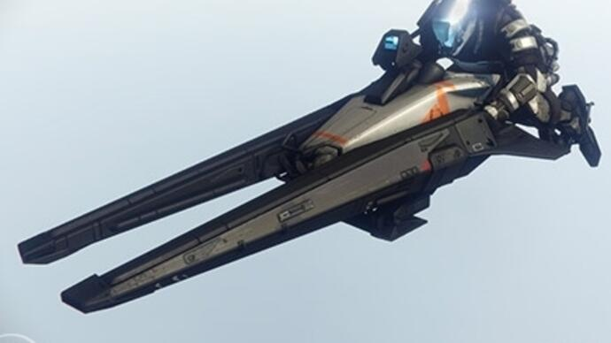 Bungie unveils Destiny's Shrike vehicle
