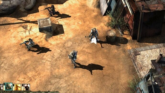 Wasteland 2 beta update goes live next week