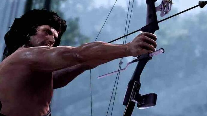 Rambo: The Video Gamereview