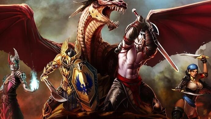 Heroes of Dragon Agereview