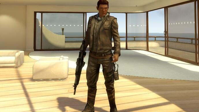 PlayStation Home is getting an update