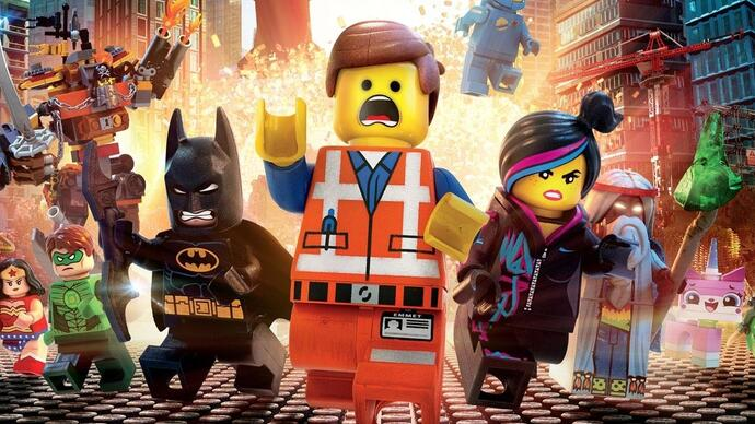 Next-Gen Face-Off: The Lego MovieVideogame