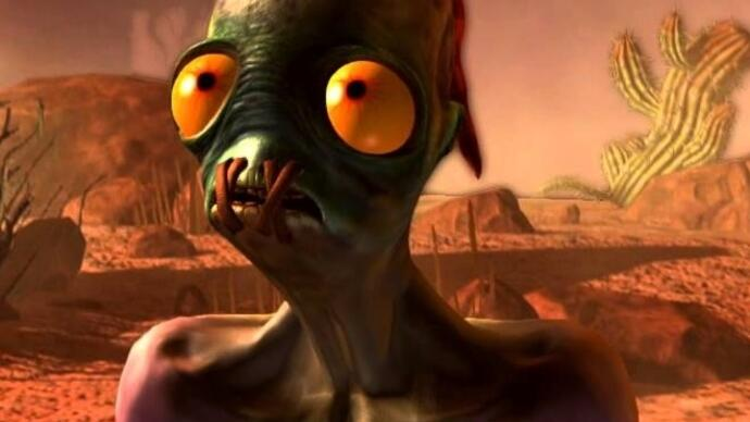 Oddworld: Abe's Oddysee remake looks hot in new gameplayvideo