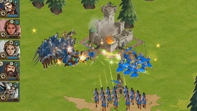 F2P mobile game Age of Empires: World Dominationannounced