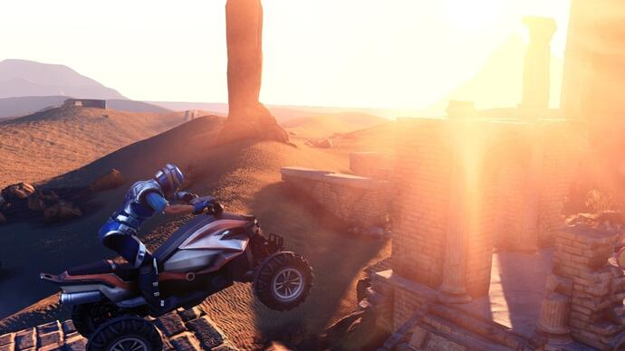 Trials Fusion has day one patch to boost Xbox Oneresolution