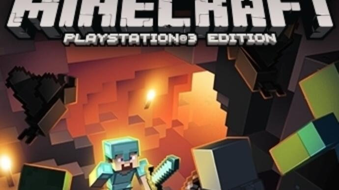 Minecraft: PS3 Edition getting disc-based launch next month