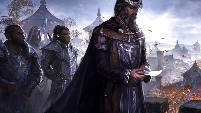 The Elder Scrolls Online - Test