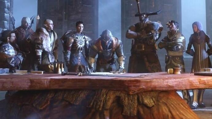 Dragon Age: Inquisition release date announced