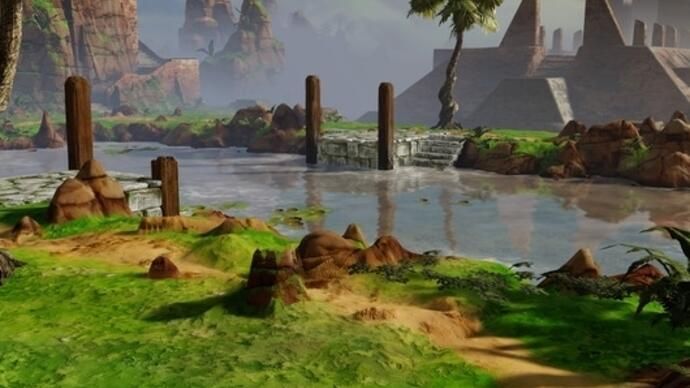 First gameplay of Outcast HD rebootreleased