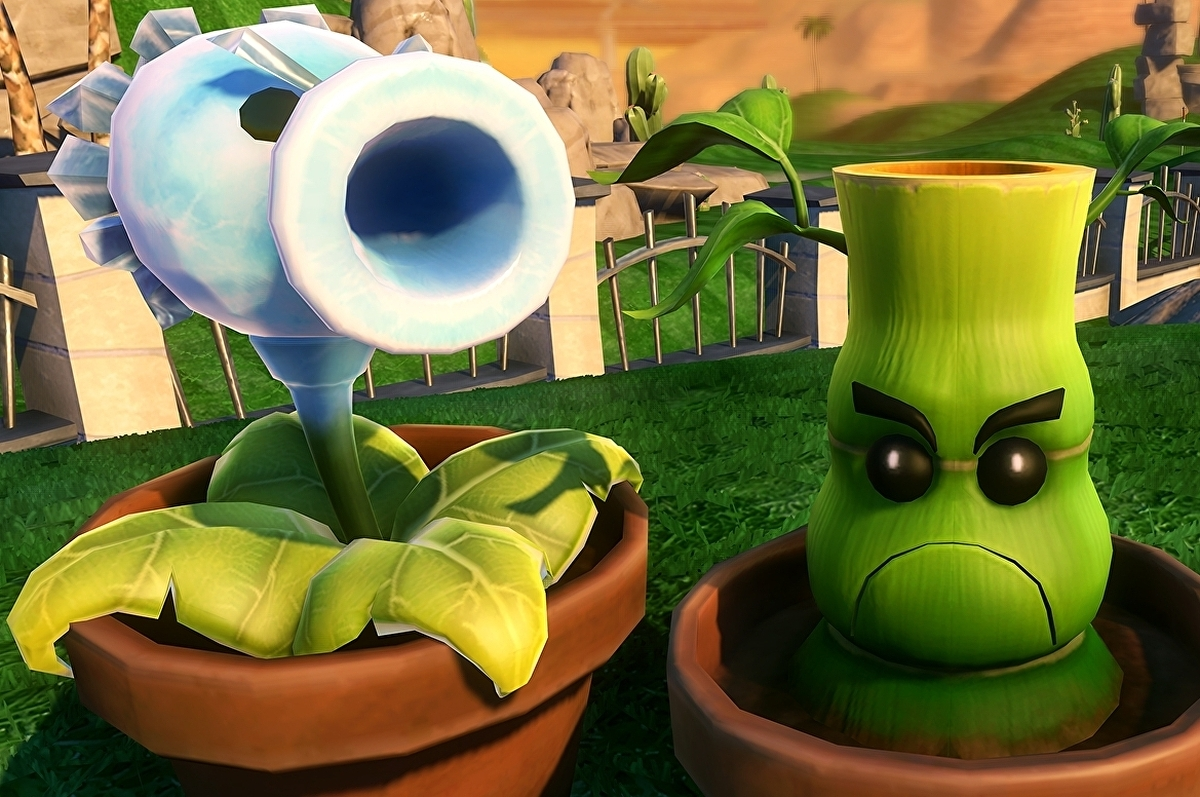 EA adds micro-transactions to Plants vs  Zombies: Garden