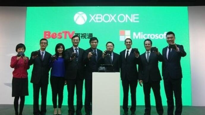 Xbox One to launch in China in September