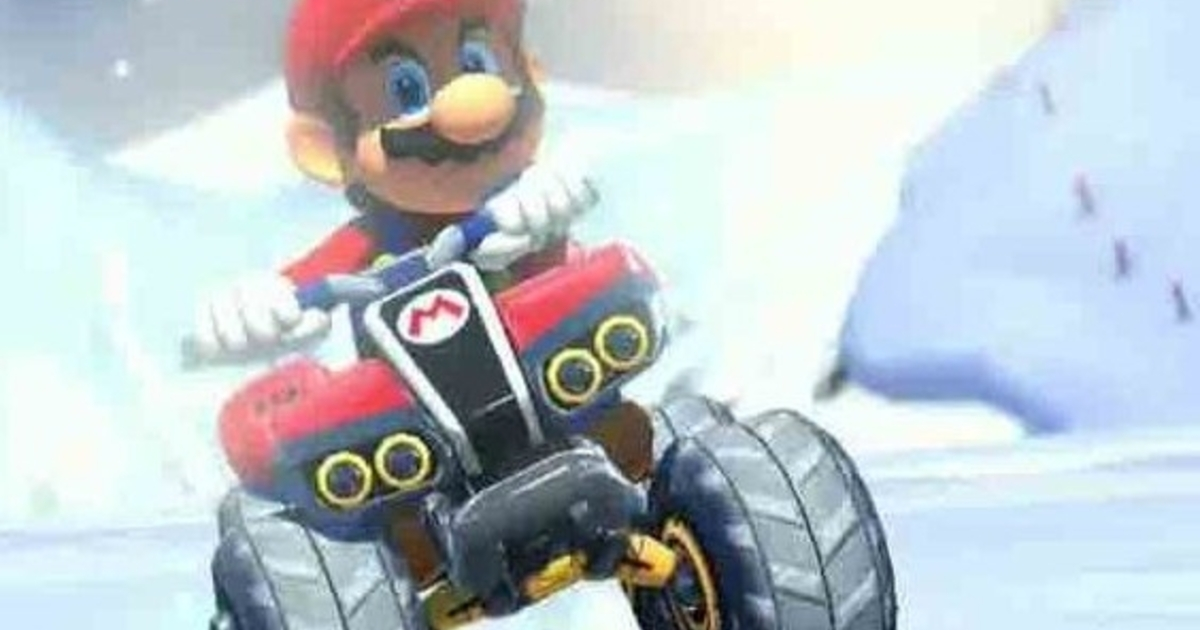 Buy Mario Kart 8 and get a free Wii U game