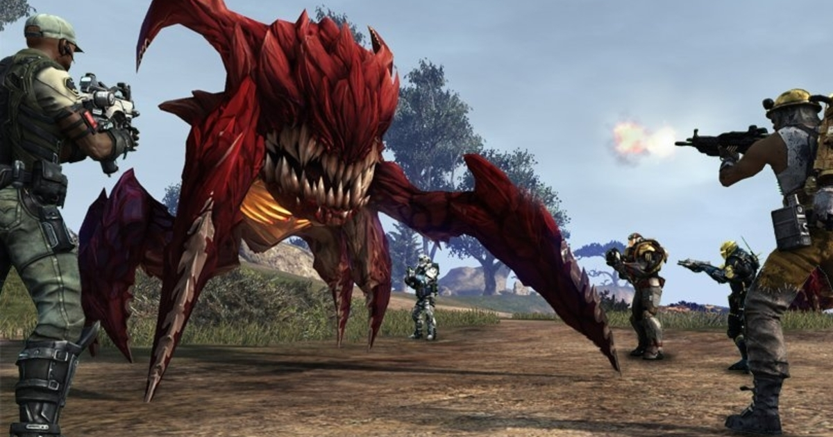 MMO Defiance goes free-to-play this summer