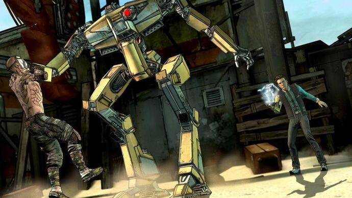 Tales From the Borderlands reveals first details, screens