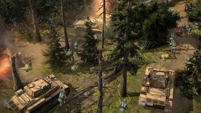 Company of Heroes 2: The Western Front Armies release dateannounced