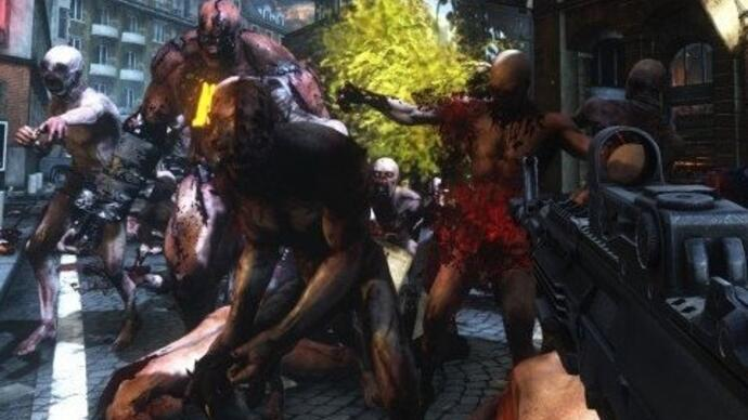 Killing Floor 2 announced, will be very gory