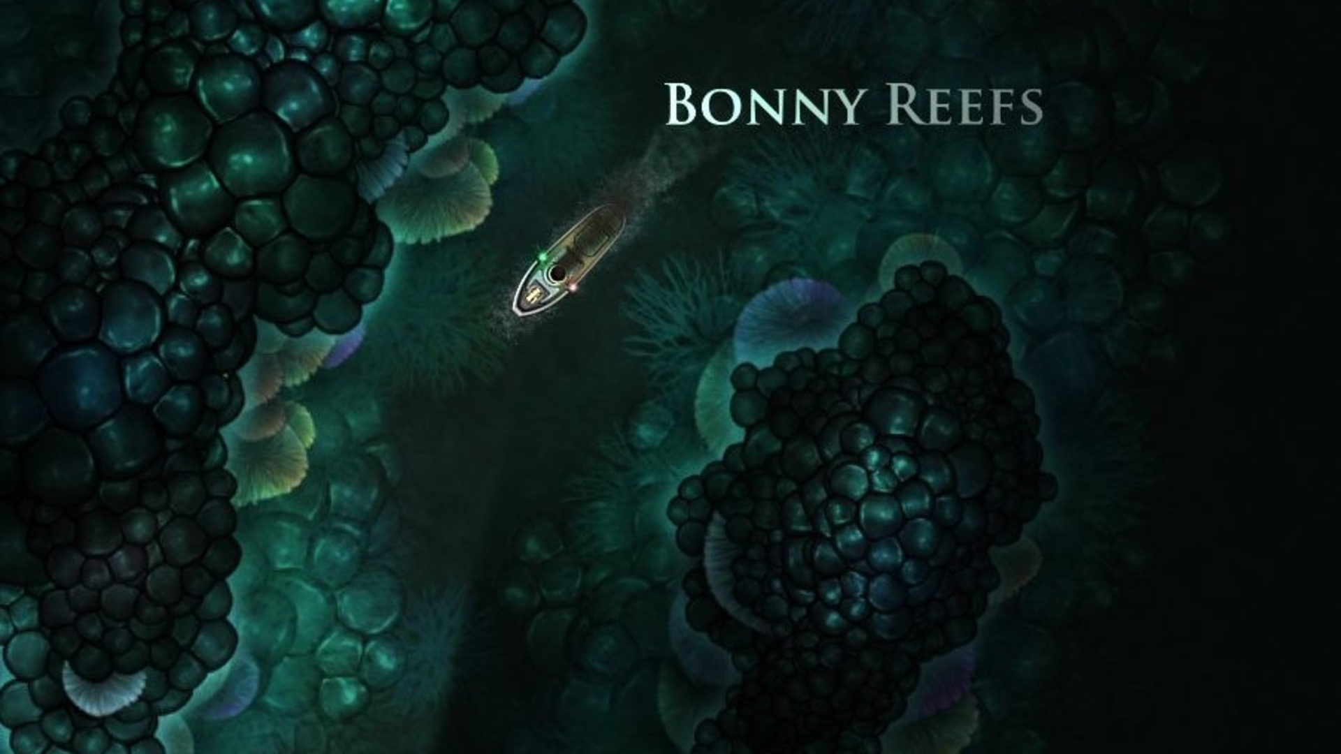 See moody exploration game Sunless Sea in action