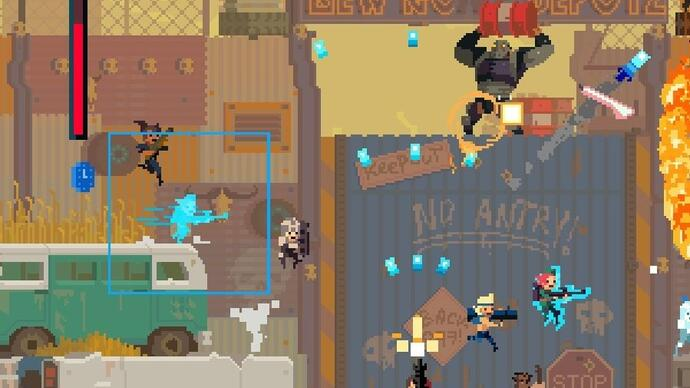 Super Time Force - Test