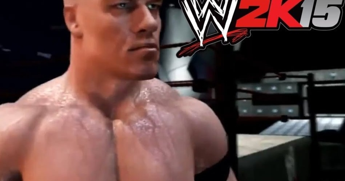 WWE 2K15 undertakes a UK release date