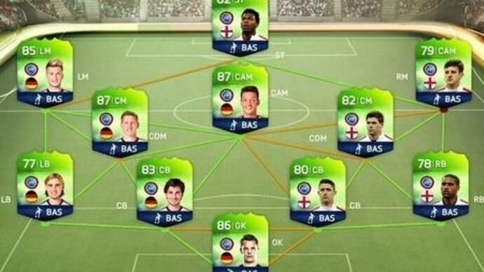 EA Sports announces FIFA 14 Ultimate Team: World Cup