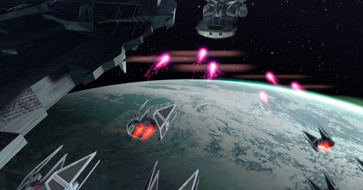 Star Wars: Attack Squadrons has been cancelled