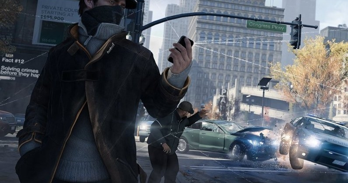 Watch Dogs - Test • Eurogamer.de