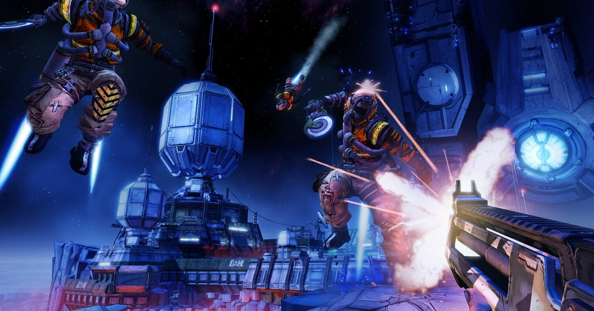 Watch 16 minutes of Borderlands: The Pre-Sequel gameplay