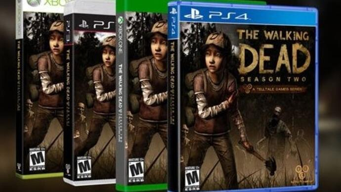 The Walking Dead and The Wolf Among Us confirmed for PS4, Xbox One