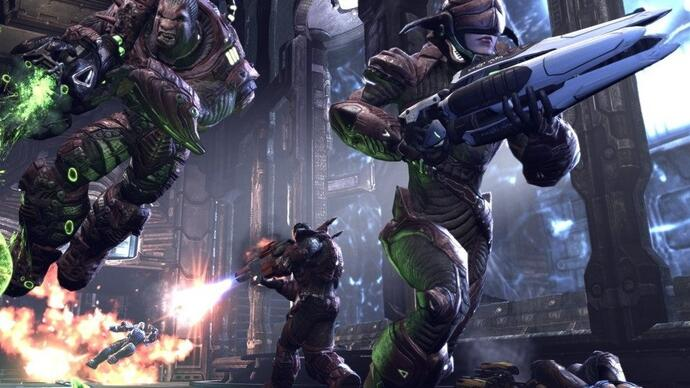 New Unreal Tournament 3 patch keeps multiplayer alive