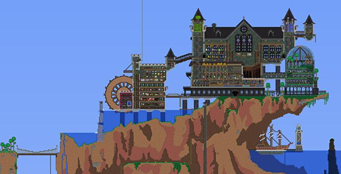 Terraria is coming to PS4 and Xbox One later this year ...