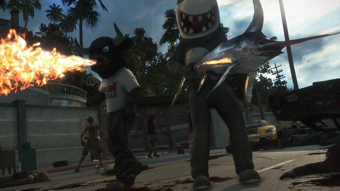 Xbox One launch title Dead Rising 3 spotted onSteam