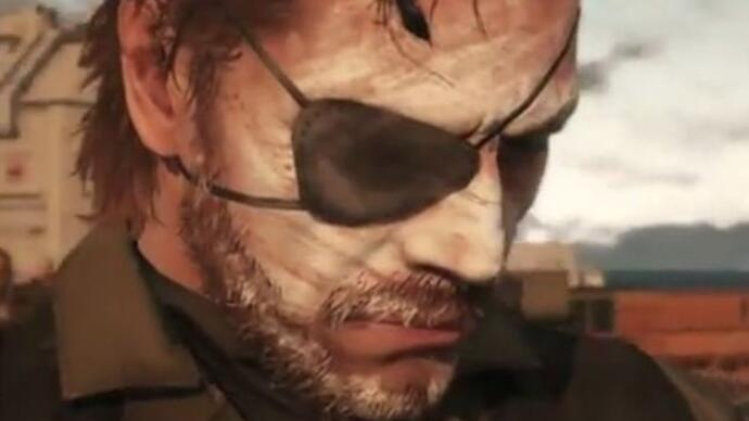 Metal Gear Solid 5: The Phantom Pain E3 trailer releases early