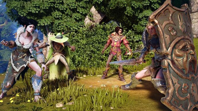 Fable Legends debuts gameplay footage of asymmetrical dungeon crawler