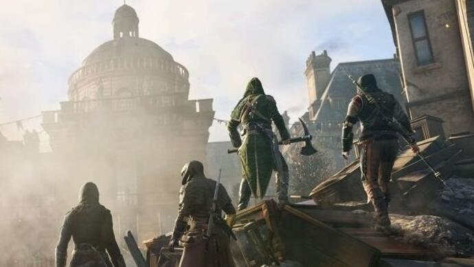 Assassin's Creed: Unity release date set for October