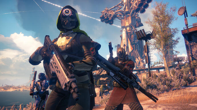 Destiny beta release date set for mid-July as a timed PlayStation exclusive