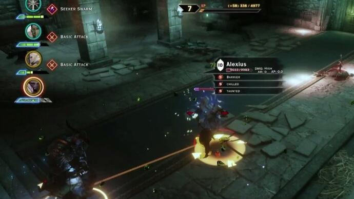 10-minute Dragon Age: Inquisition gameplay demo