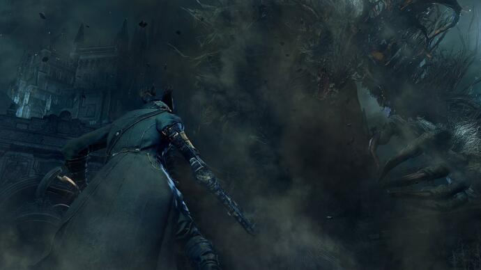 Gameplay-trailer Bloodborne gelekt