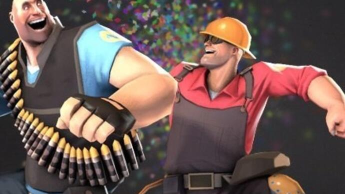 Team Fortress 2 Love and War update kicks off