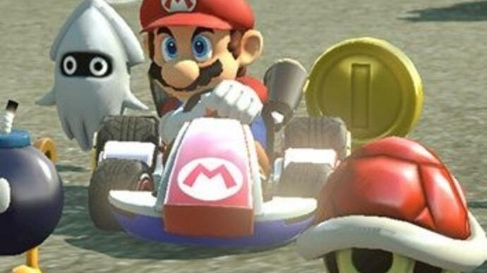 Mario Kart 8 sells approximately 2m in under amonth
