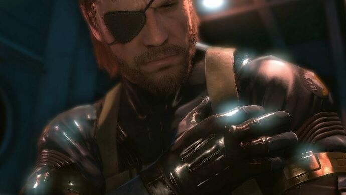 Il trailer di The Phantom Pain esalta Hollywood