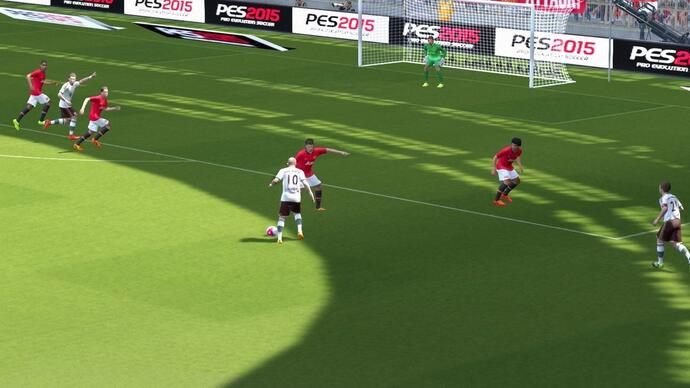 Konami unveils PES 2015 for PS4 and XboxOne