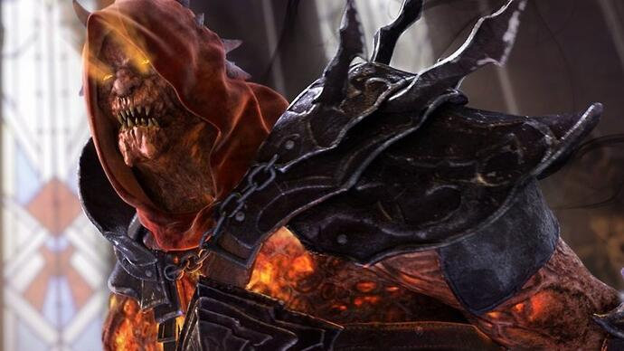 Lords of the Fallen release date 31stOctober