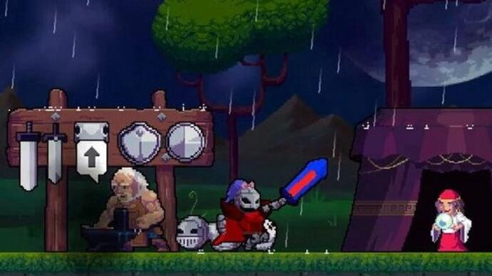 Rogue Legacy PlayStation release dateannounced