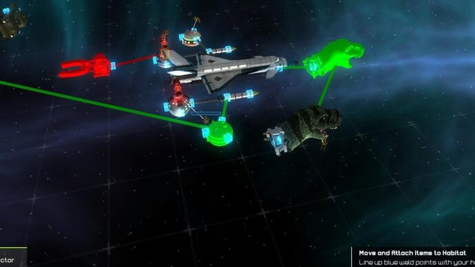 Space strategy game Habitat launches on Steam Early Access