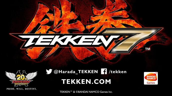 Tekken 7 announced with teaser trailer