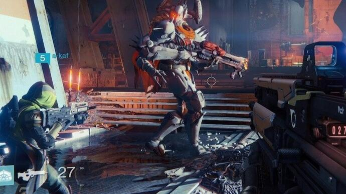 Destiny Xbox One beta won't be 1080p, but the final version will